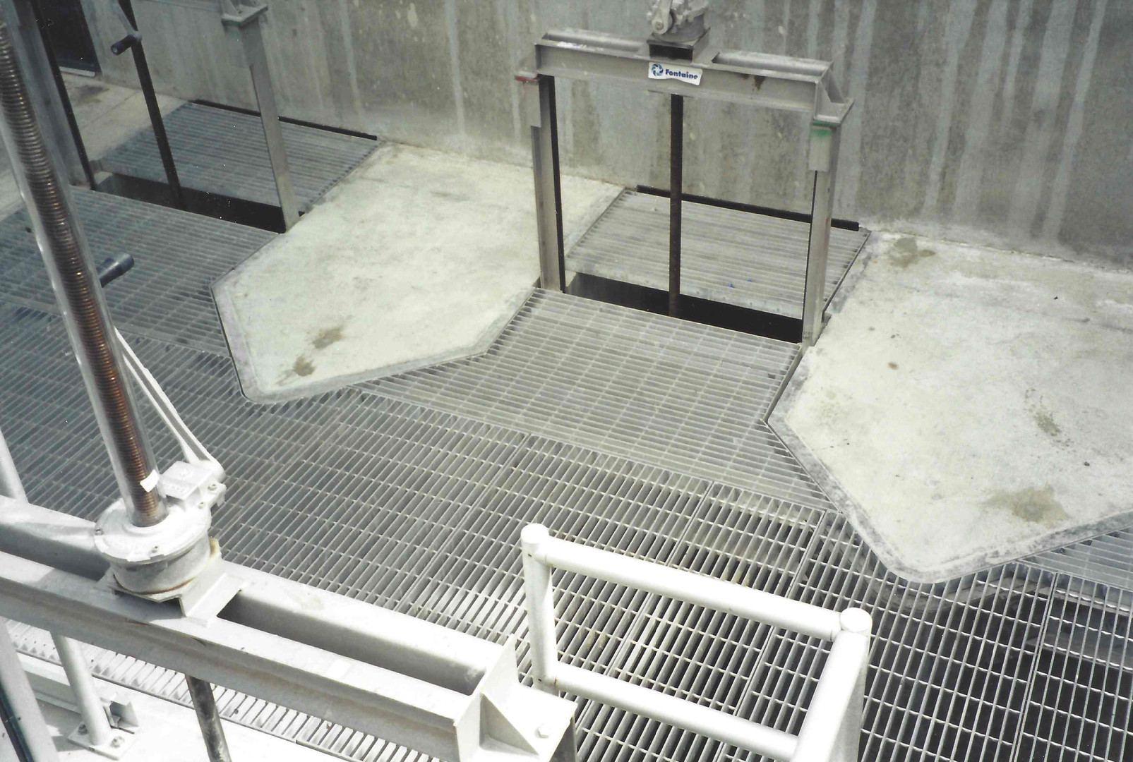 Aluminum Trench Grating