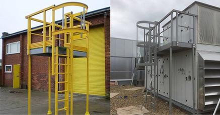 Fiberglass Ladder Systems