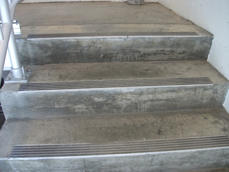Concrete Stair Nosings