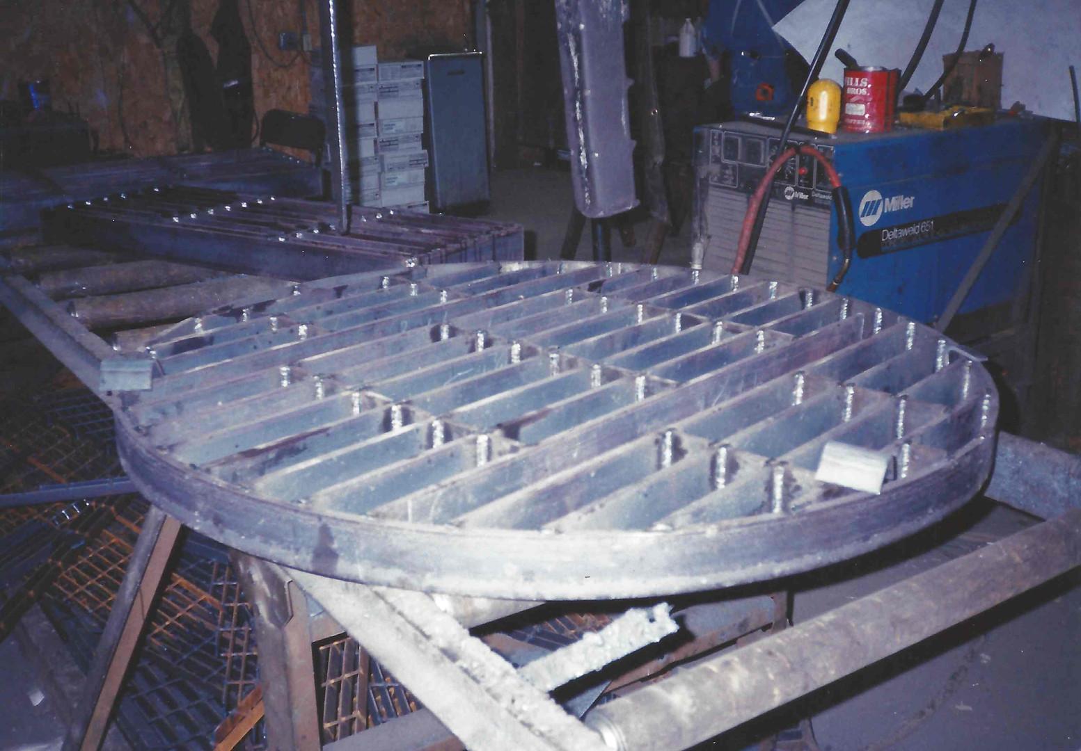 Custom Radial Handbuild