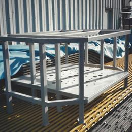 Fiberglass Water Feature Stand