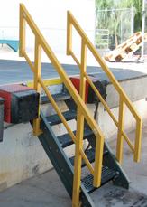 Fiberglass Ships Ladder