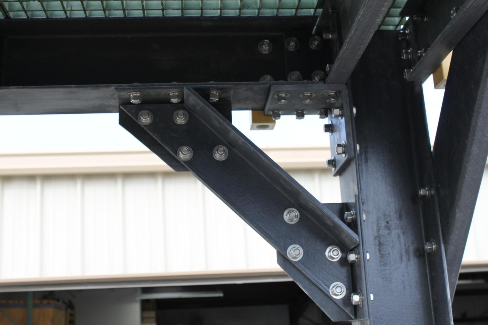 Fiberglass Connection System