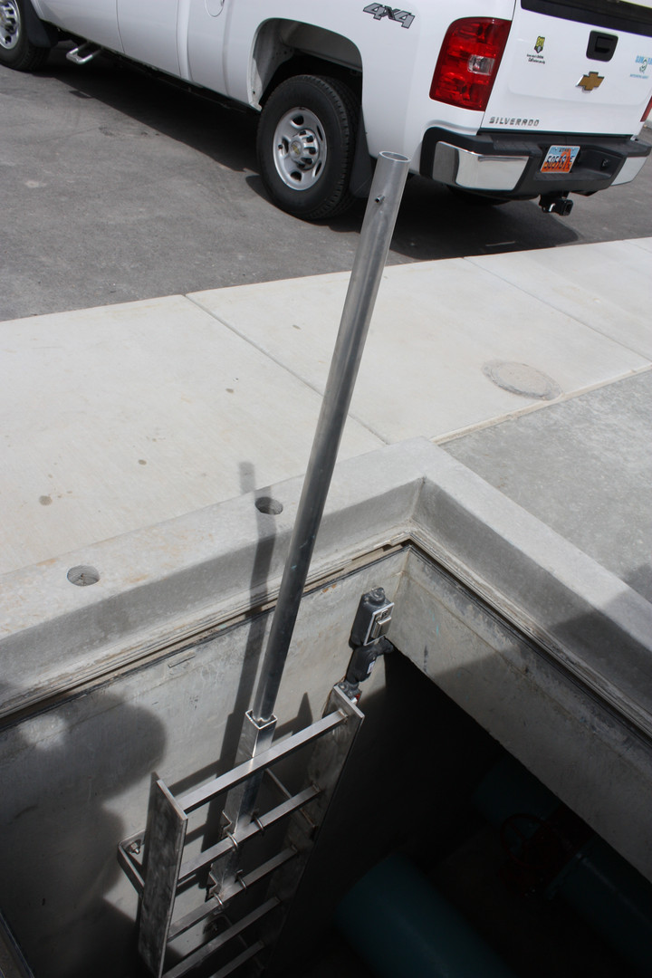 Safety Post Ladder-Ups