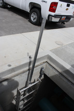 Safety Post Ladder-Ups