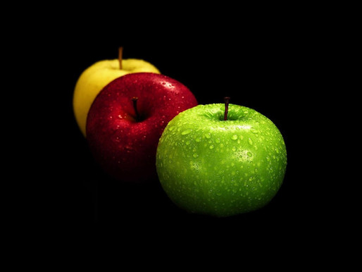 I Wish I Loved Apples