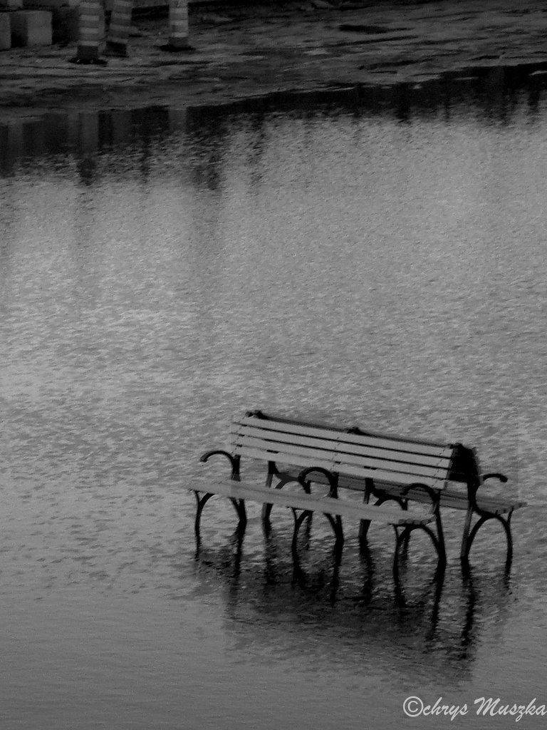 Benches in Montreal