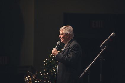 Regent Christmas '18 Finale