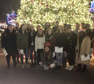 Regent Caroling 2019