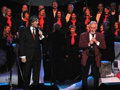Virginia Beach Chorale with Kenny Rogers