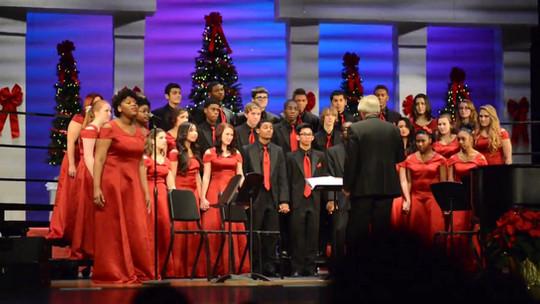 Gospel Magnificat - Visual & Performing Arts Academy