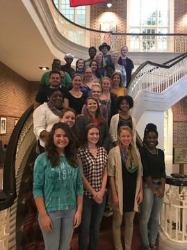 University Choir Fall '17