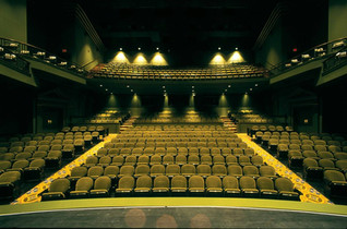 Dede Robertson Theatre in the Regent University Performing Arts Center