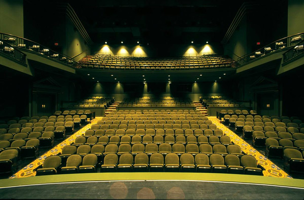 Dede Robertson Theatre in the Regent University Performing Arts Center