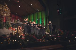 Chamber Choir Christmas '18