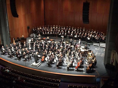 Virginia Beach Chorale & Virginia WInd Symphony