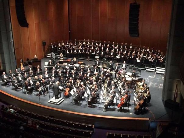 Virginia Beach Chorale & Virginia WInd Symphony