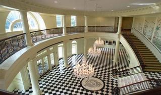 Regent University Performing Arts Center Lobby