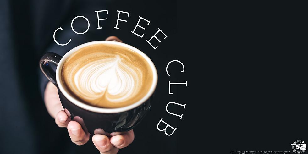 TSC September Coffee Club