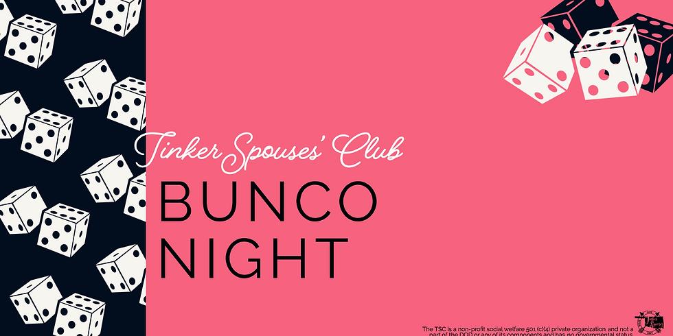 TSC Bunco Night