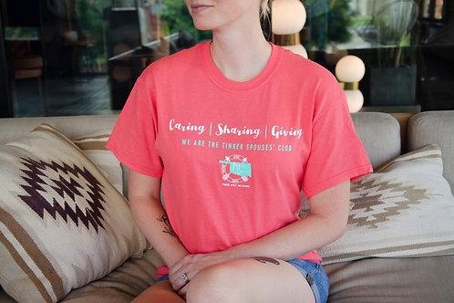 Coral TSC t-shirt