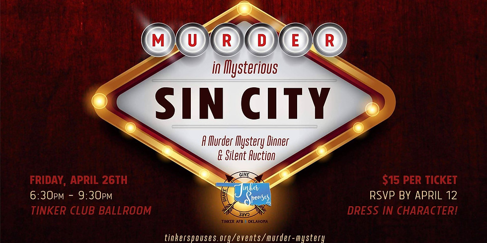 Murder Mystery: Sin City