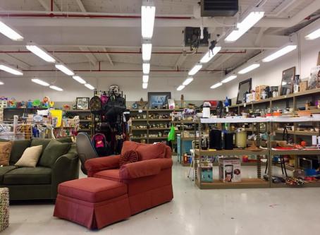 Thrift Shop Re-Opening & Updates