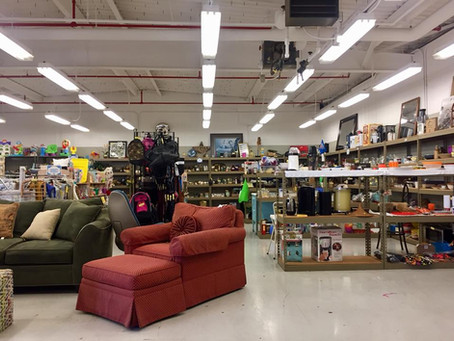 Thrift Shop Re-Opening & Updates