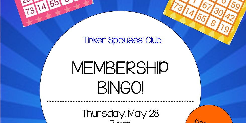 TSC Membership Bingo Finale