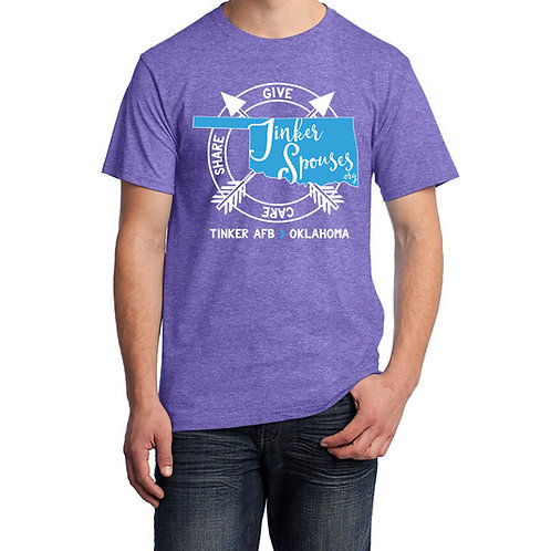 Purple TSC t-shirt