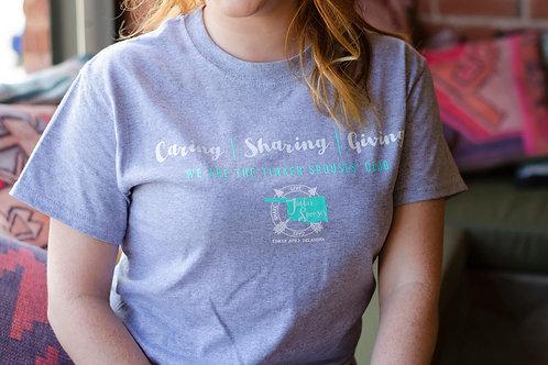 Light Gray TSC t-shirt