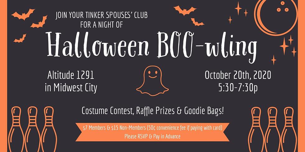 TSC October Bowling Social