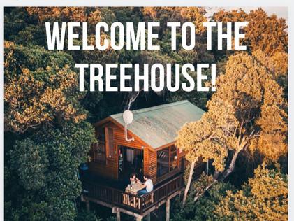 Climbing Into The Treehouse