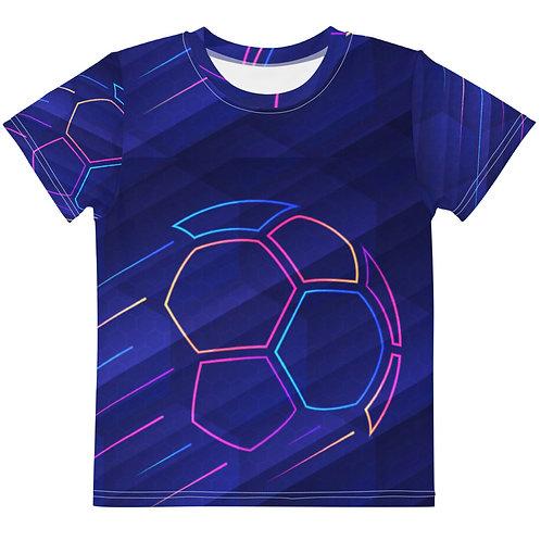 LD RJ Soccer Kids crew neck t-shirt