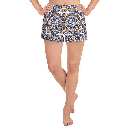 LD FUOCO Women's  Short Shorts