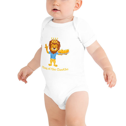 LD Leona Collection Baby short sleeve one piece