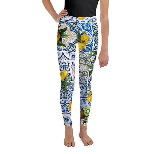 LD Sicilia Collection Youth Leggings