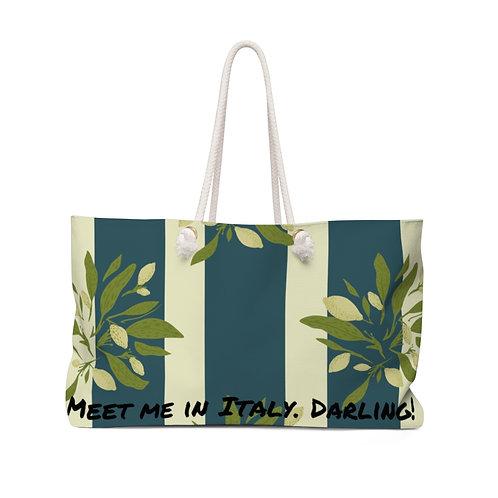 LD Verde Weekender Bag