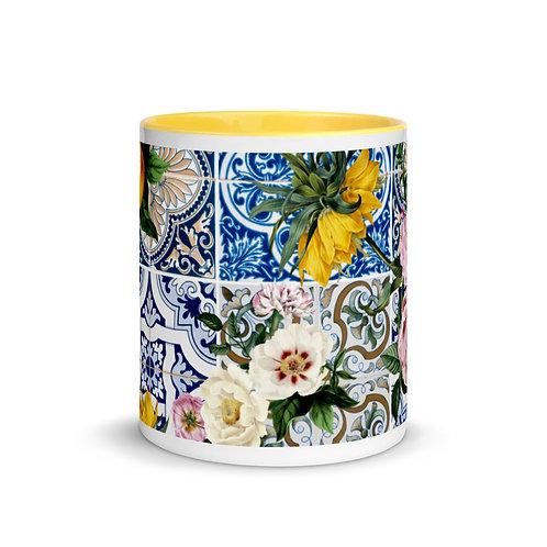 LD Sicilia Mug with Color Inside