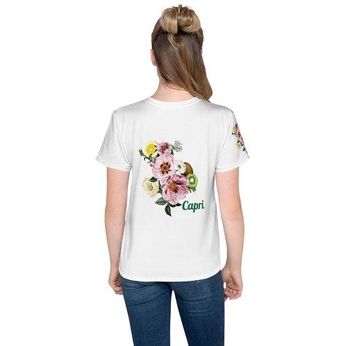 LD Logo Youth crew neck t-shirt
