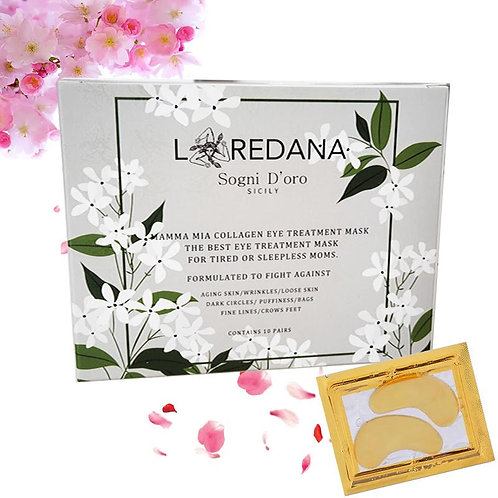 LD by LOREDANA Collagen Eye Treatment Mask