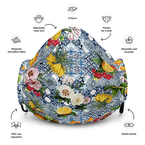 LD Sicilia Premium face mask