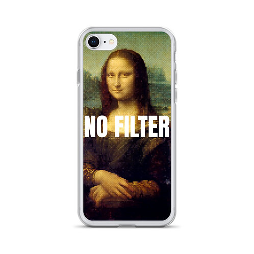 LD Monalisa iPhone Case