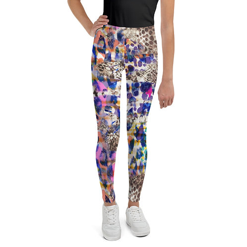 LD Leona Collection Youth Leggings