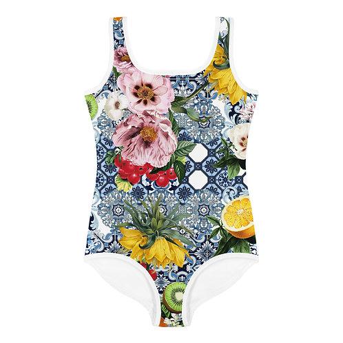 LD Sicilia kids Swimsuit