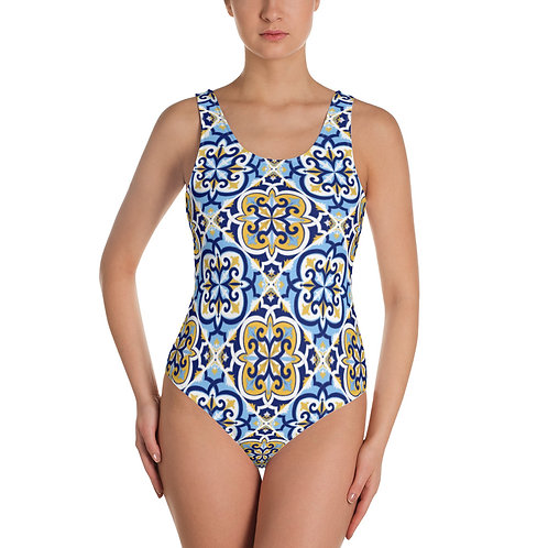 LD Portugal Woman Swimsuit