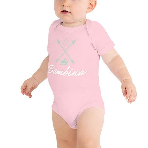 LD Baby Girl short sleeve one piece