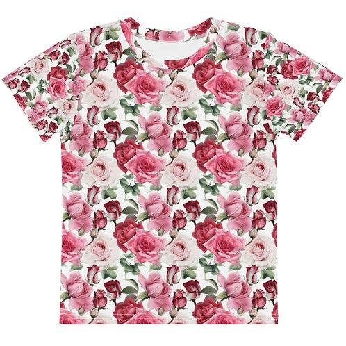 LD L'AMORE Kids crew neck t-shirt