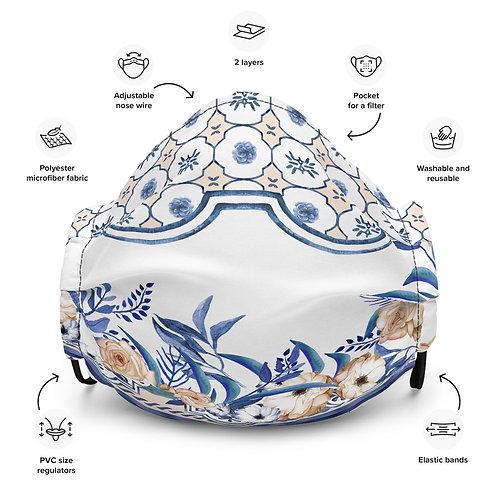 LD Antonella Premium face mask