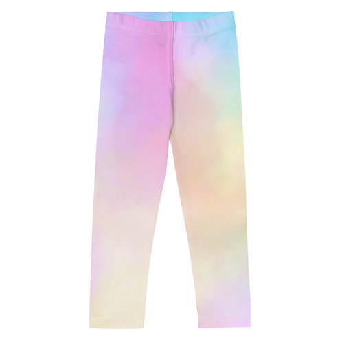 LD Gemma Cotton candy Kid's Leggings